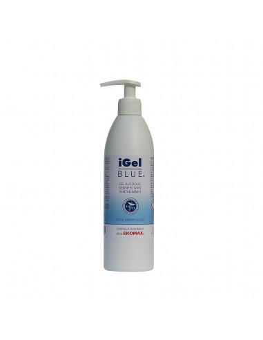 iGel Blue gel alcoolic dezinfectant...