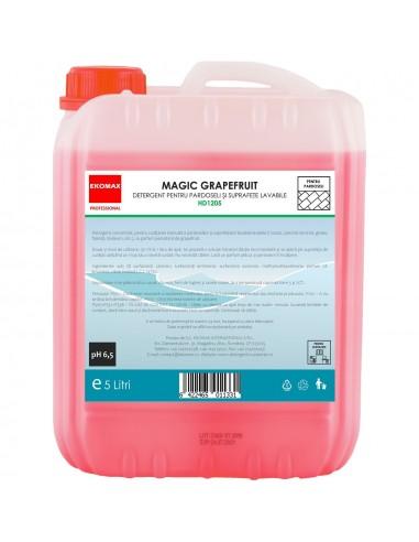 Magic Grapefruit detergent pardoseli...