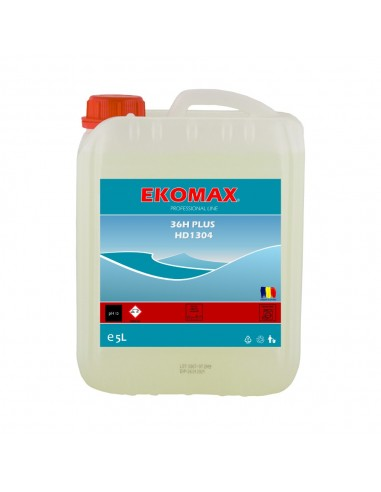 36H Plus detergent pe baza de clor...