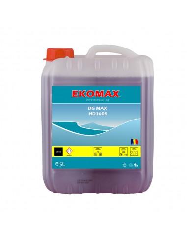 Dg Max detergent spumant alcalin...