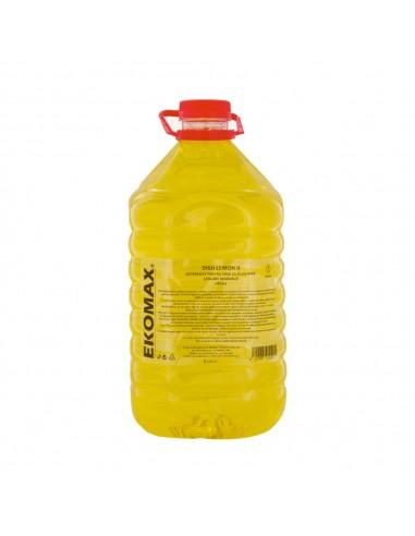 Dish Lemon detergent vase manual PET...